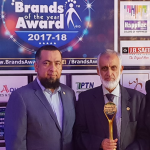 KARACHI, May 14, 2018: Pak-Qatar Takaful Group, which comprises of Pak-Qatar Family Takaful Limited and Pak-Qatar General Takaful Limited was bestowed the Best Brand of the Year 2018 award by FPCCI apex body. Pakistan's Federal Minister of Finance was the chief guest at the occasion. Pak-Qatar Takaful is Pakistan's Pioneer and largest Takaful Group operating for more than a decade with the largest branch network nationwide. The Group owns Pak-Qatar Family Takaful Limited and Pak-Qatar General Takaful Limited. Mr. Zahid Awan, CEO of Pak-Qatar General Takaful and Mr. Syed Nasir Ali, CEO of Pak-Qatar Family Takaful were present at the award ceremony organized by the FPCCI in Karachi