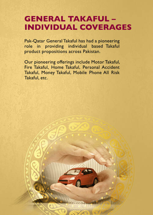 Pak-Qatar General Takaful - Together for Better