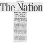 The Nation - Karachi : April 24, 2018